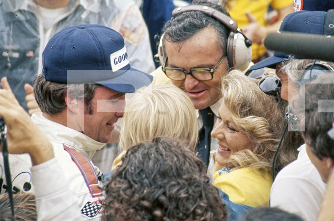 1976 USAC Indy Car 60th 500 Mile International Sweepstakes