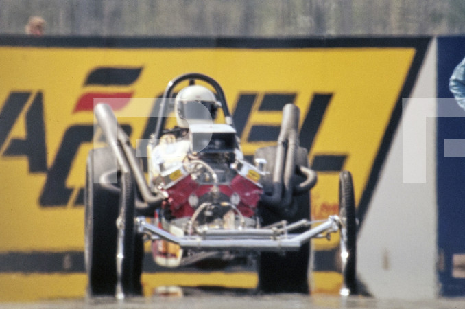 1977 NHRA Gatornationals - Gainesville Raceway Florida Action and Display