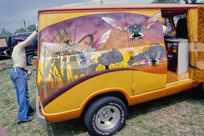 1977 Car Craft Street Machine Nationals - Indianapolis Indiana