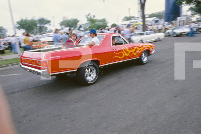 1977 Car Craft Street Machine Nationals - Indianapolis Indiana