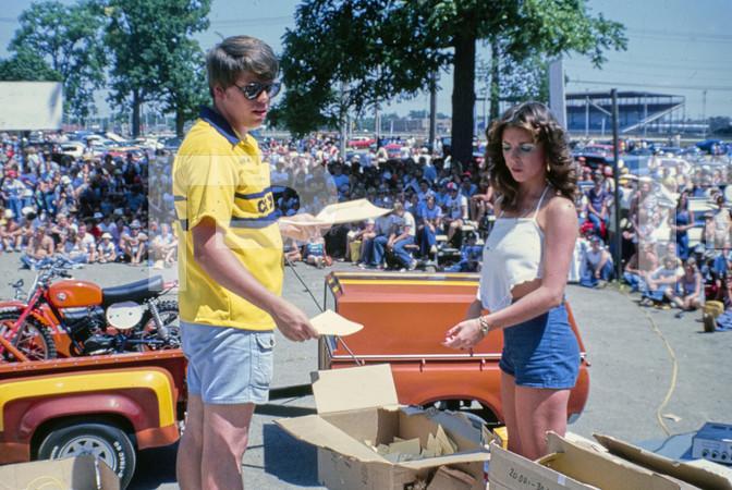 1977 Car Craft - National Street Rod Street Machine Nationals