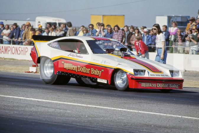 1977 Professional Racers Organization Pro Stock Race - Beeline Dragway Scottsdale