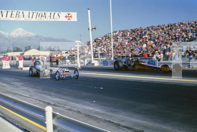 1977 NHRA 17th Annual Winternationals - Pomona