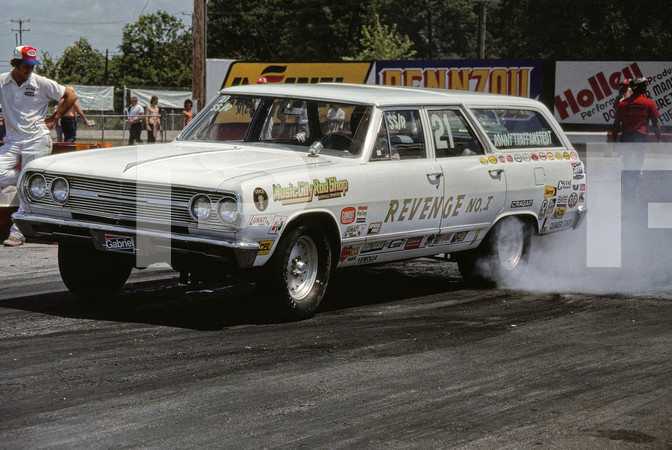 1977 NHRA Springnationals - National Trail Raceway Columbus Ohio