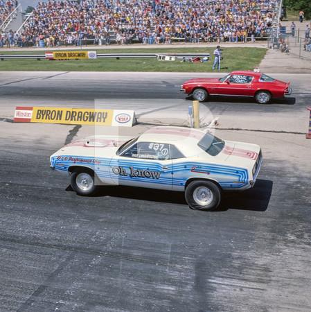 1977 Bracket Racing USA - US Auto Raceways Ohio Meet
