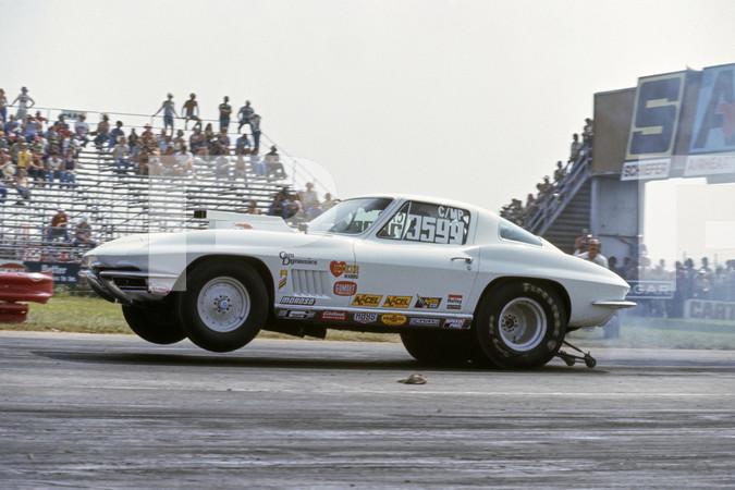 1976 NHRA 22nd Annual US Nationals - Indianapolis - Dutch GP (No GP photos)