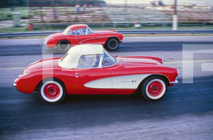 1977 Southern States Corvette Festival
