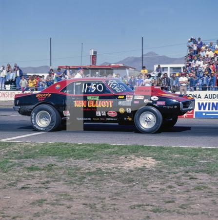 1978 AHRA Winter Nationals - Tucson Dragway Arizona