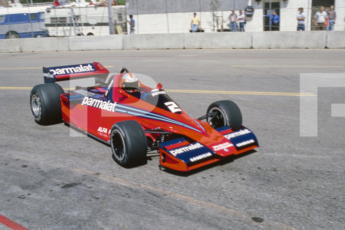 1978 Toyota Pro Celebrity Race - Long Beach Street Circuit California