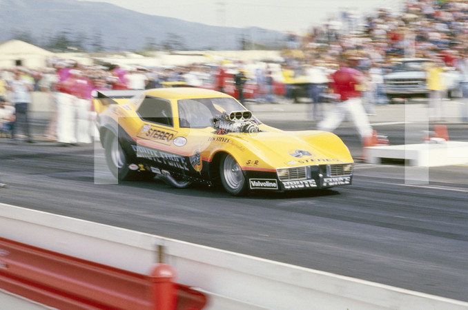 1978 NHRA 18th Winternationals - Los Angeles County Fairgrounds Pomona
