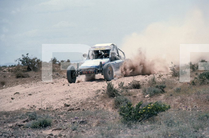 1978 Southern California Off Road Enthusiasts Mint 400 Off Road Race - Las Vegas