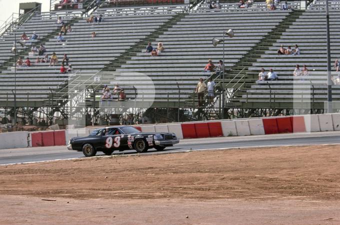 1978 NASCAR Winston Cup Napa 400 - Riverside International Raceway