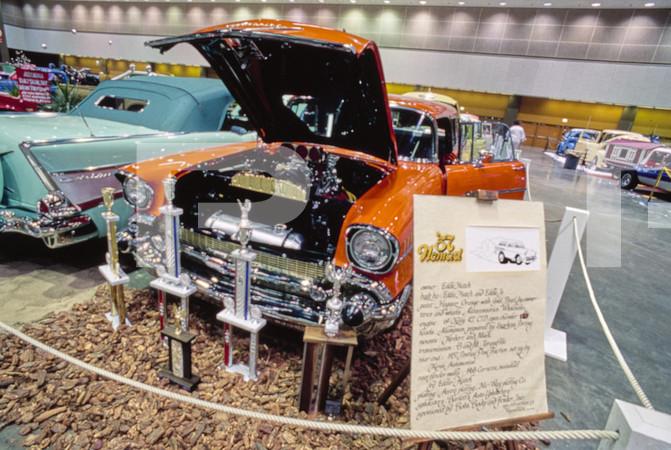 1978 NHRA Winternationals Car Show