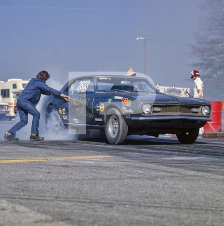 1978 NHRA Gatornationals - Gainesville Raceway Florida