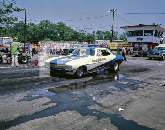 1978 NHRA Sportsnationals Beech Bend International - Bowling Green Kentucky