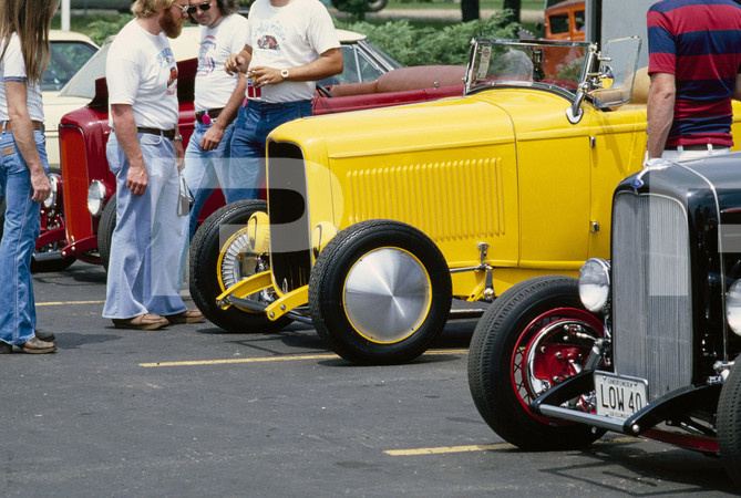 1978 National Street Rod Association 9th Annual Nationals - Columbus Ohio
