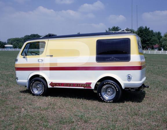 1978 National Street Van Association Van Nationals - Tulsa