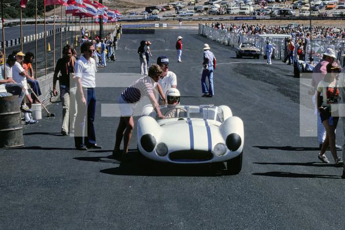1978 19th Annual Monterey Historic Automobile Races - Laguna Seca Raceway