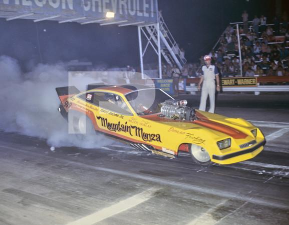1978 Bonneville Drag Racing Event