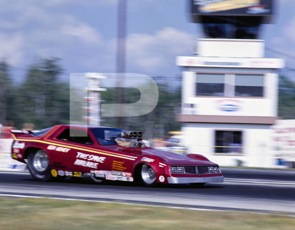 1978 NHRA Summernationals - Englishtown - New Jersey