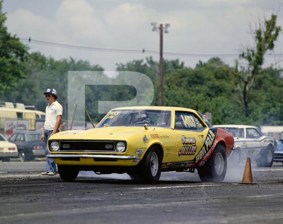 1978 NHRA Summernationals - Englishtown - New Jersey