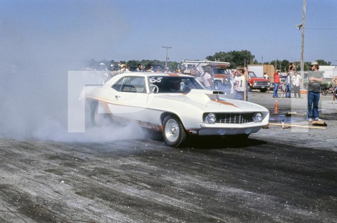1978 NHRA US Bracketnationals - Byron Dragway Illinois