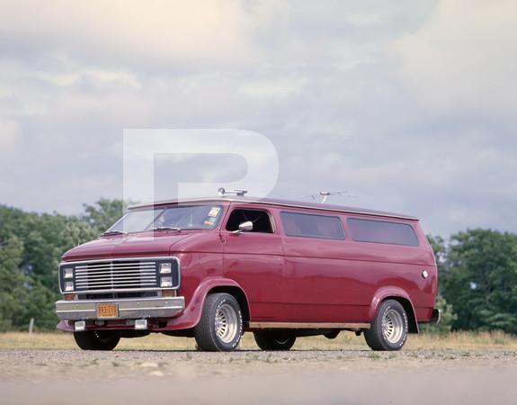1978  Van America - North American Vanning Association - Watkins Glen