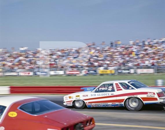 1978 NHRA Grace Cup Fallnationals - Pacific Raceways Kent Washington