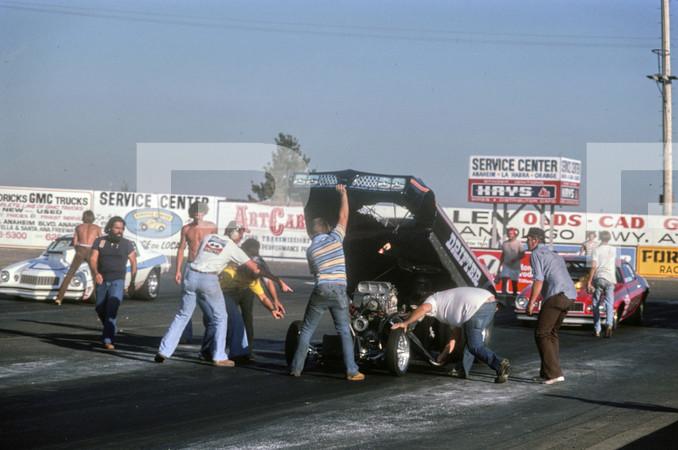 1978 NHRA US Nationals - Indianapolis Raceway Park