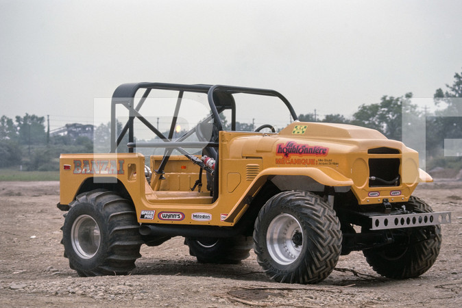 1978 Gravelrama Uphill Sand Drags - Cleves Ohio