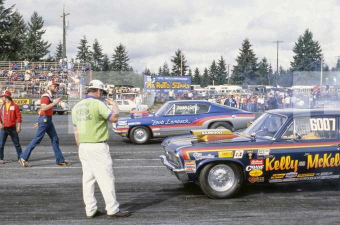 1978 NHRA Grace Cup Fallnationals - Pacific Raceways Kent Washington