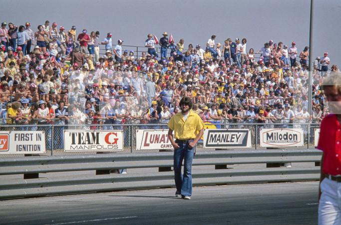 1978 NHRA Winston Cup World Finals - Ontario Motor Speedway