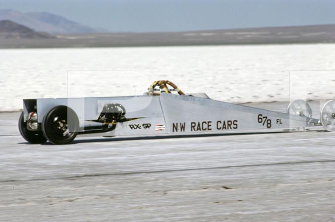 1978 Land Speed Record Trials - Bonneville Speed Week