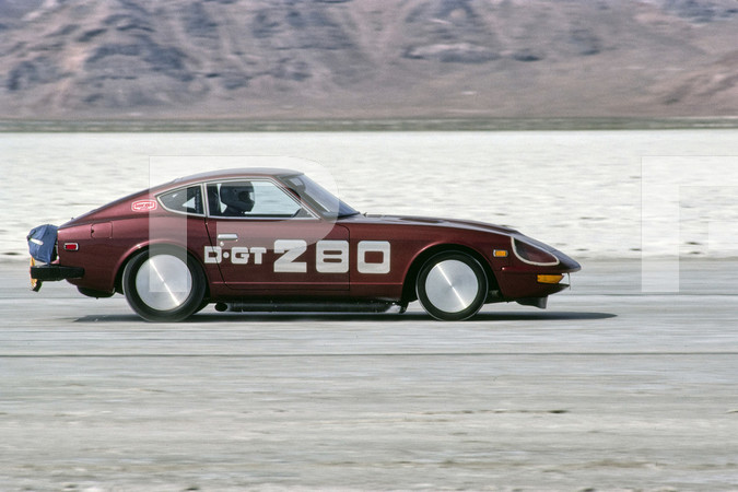 1978 Land Speed Record Trials - Bonneville Speed Week