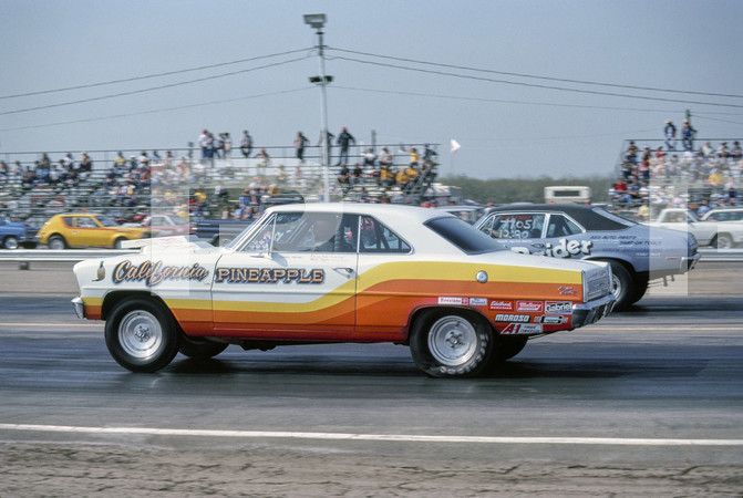 1978 NHRA Bracket Finals - Orange County International Raceway