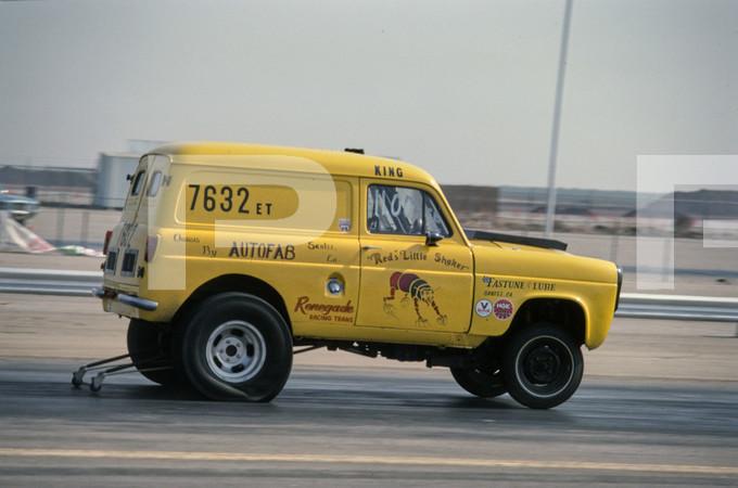 1978 NHRA Bracket Finals - Orange County International Raceway