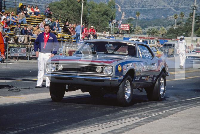 1979 NHRA WInternationals - Pomona Raceway