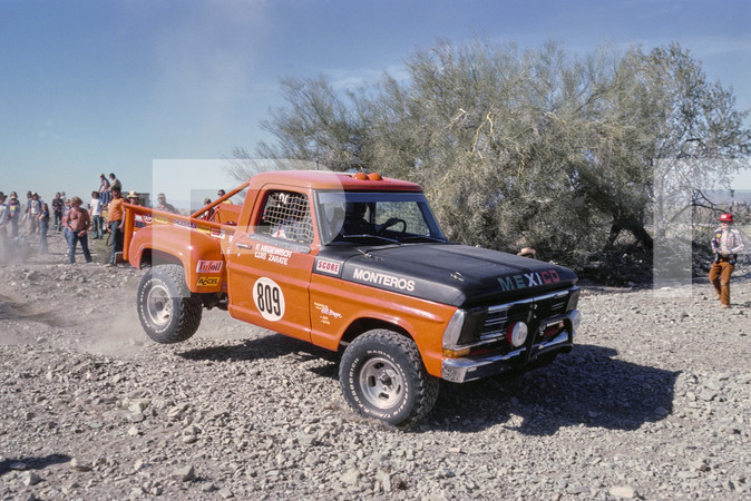1979 SCORE Parker 400 Off Road Race - Arizona