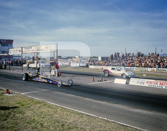 1979 NHRA Professional Winter Nationals Point Race - Beeline Dragway Scottsdale - no article found