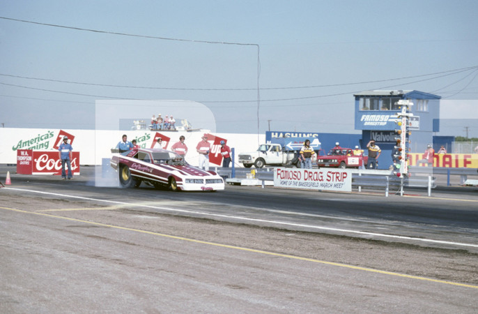 1979 NHRA March Meet - Famoso Raceway Bakersfield - No Article Found