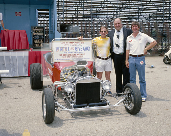 1979 Seventh Annual Hot Rod Nationals - Columbus Ohio