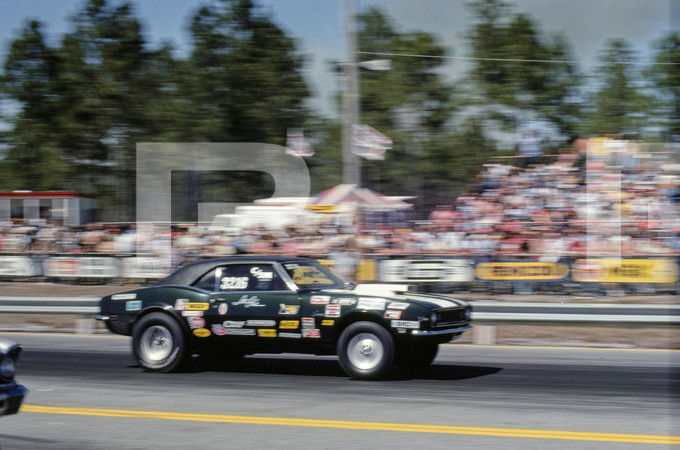 1979 10th Annual NHRA Gatornationals - Gainesville Florida
