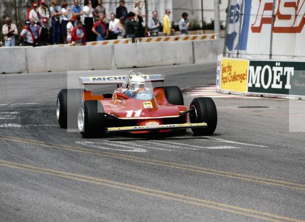 1979 Federation Internationale de lAutomobile Formula 1 - Fourth US Long Beach Grand Prix