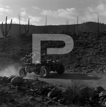 1972 3rd Annual BAJA 500 Off Road Race - Ensenada Mexico