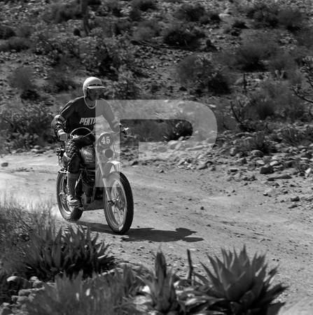 1972 3rd Annual BAJA 500 Off Road Race - Ensenada Mexico