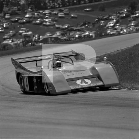 1972 SCCA Can-Am - Mosport International Raceway - Bowmanville Ontario Canada