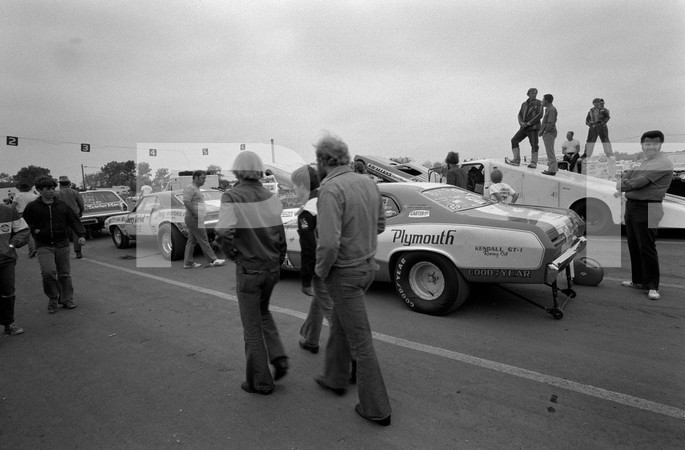 1972 American Hot Rod Association And Professional Racers Association 1st Annual National Challenge - Tulsa International Raceway