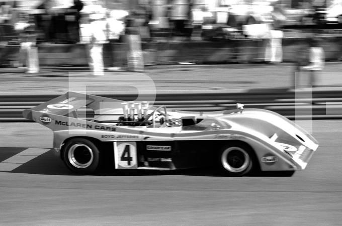 1972 SCCA Can Am Monterey Castrol GTX Grand Prix - Laguna Seca