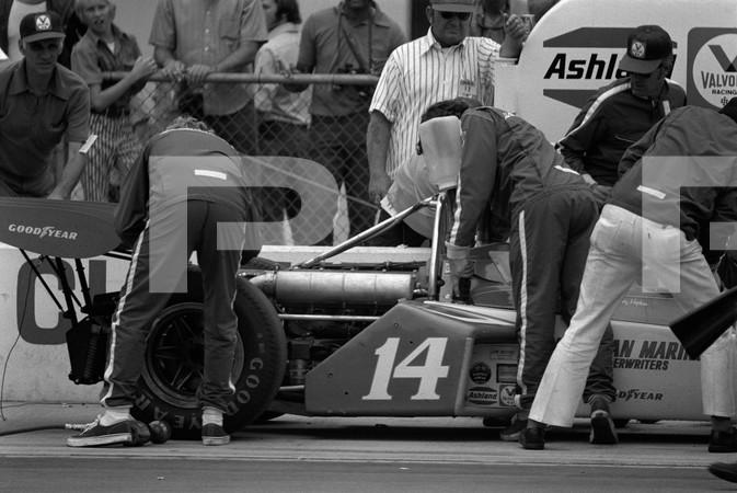 1972 United States Auto Club California 500 Champ Car Series - Ontario Motor Speedway
