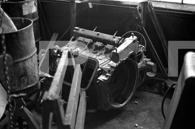 1972 NHRA World Finals - Amarillo Dragway Texas - CJ Batten oil change pit, bus, rat motor - last 12 images are World Finals: 7301 pp 100-102, 110